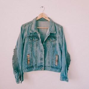 Fringe Jacket Western Style Boho Fashion