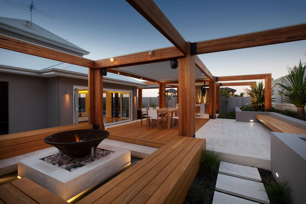 Melbourne Landscaping Design Construction