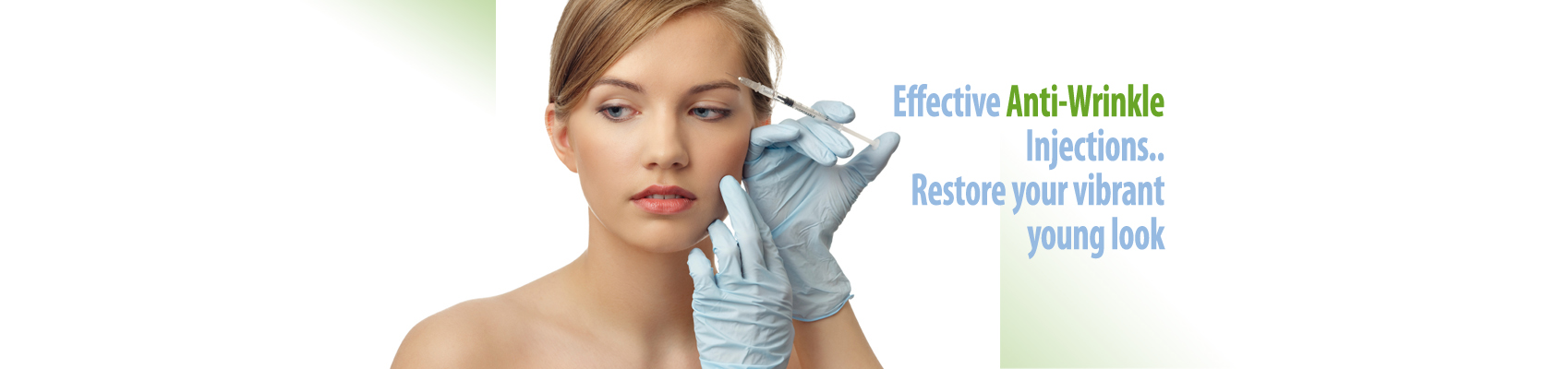 Botox Injections anti-wrinkle treatment - Melbourns