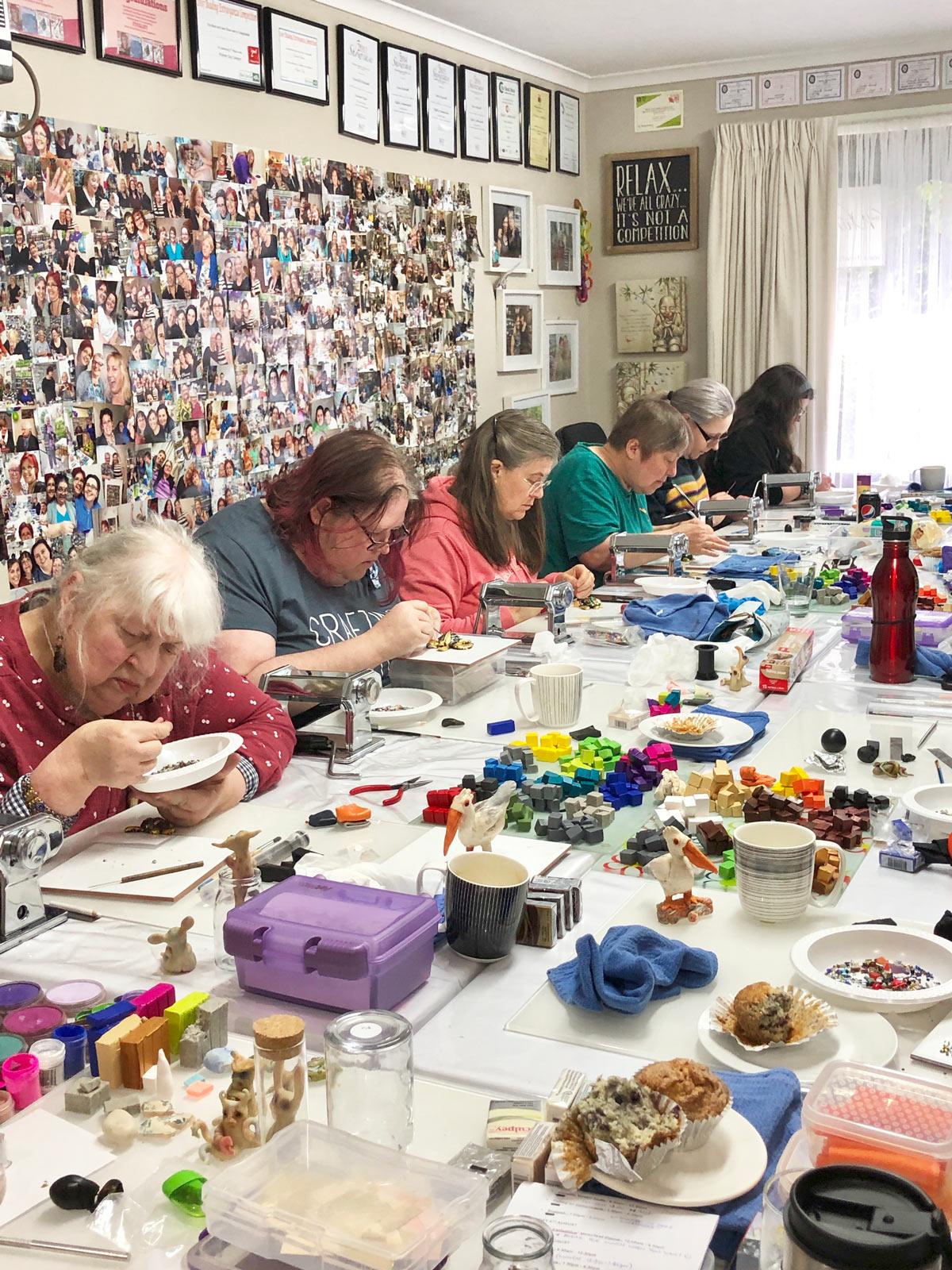 The Whimsical Bead Workshops