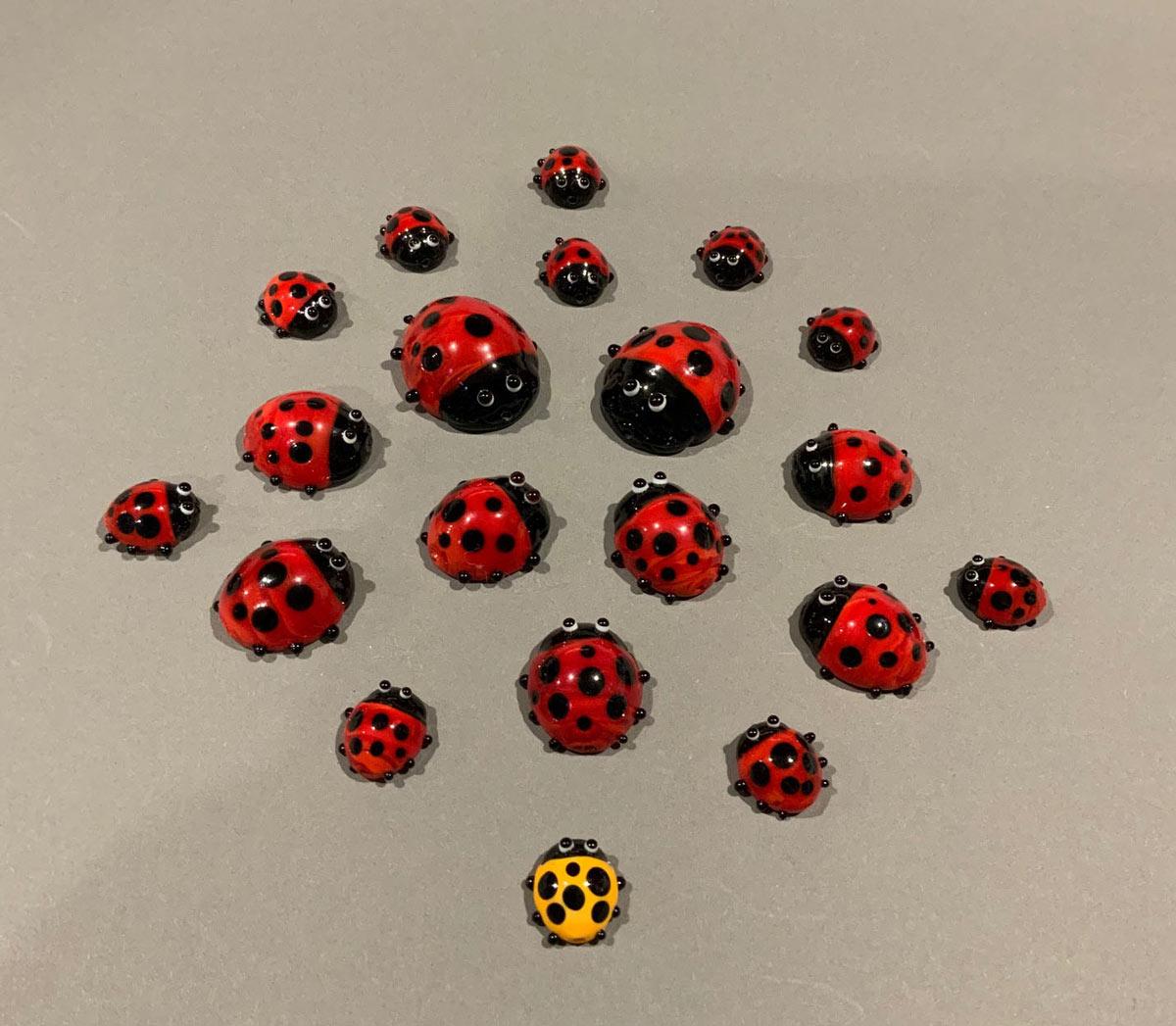 BeadLogic Ladybugs