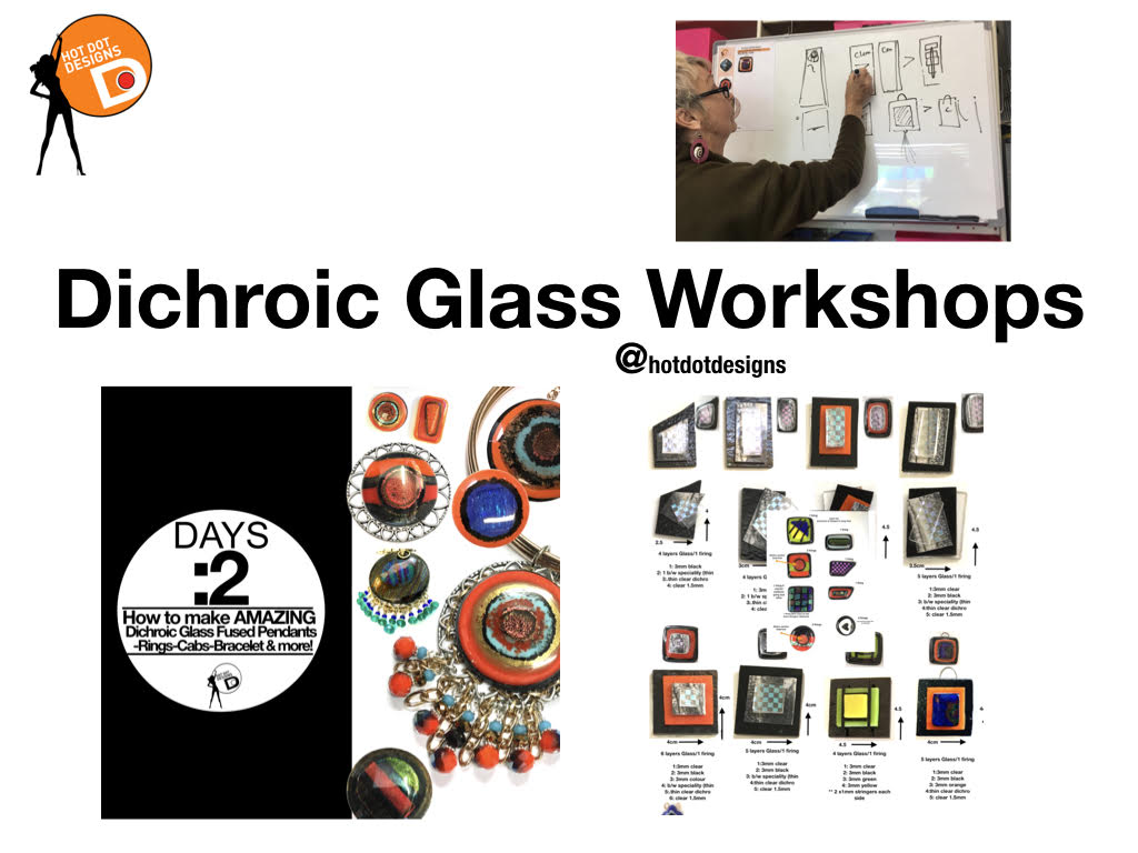 Hot Dot Glass Workshop