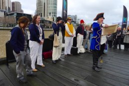 Reading the history of Melbourne Day