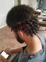 starting dreads afro hair - melbourne