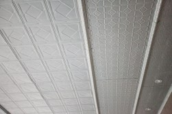 1950s Art Deco style awning