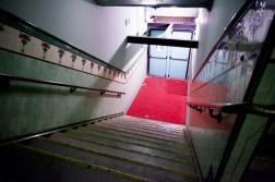 Hidden Stairwell