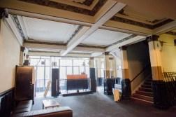 Palace Theatre, Bourke St. Auditorium 1916, Lobby 1923