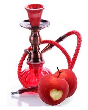 Icy Double Apple Shisha