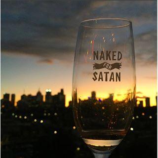 Naked For Satan