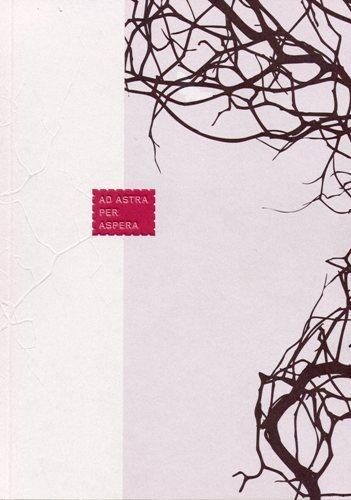 catalogue cover; catalogue designer: Lachlan Conn