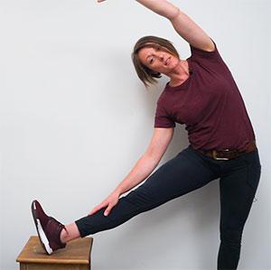 Adductor Stretch Great Hip Stretch For Flexibility