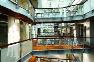 Image Gallery - Melbourne Office Space - Atrium