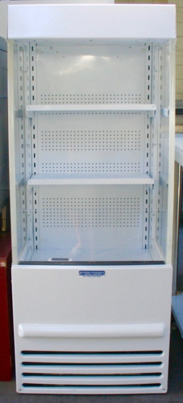 Skope Open Front Display Fridge
