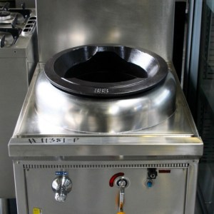 WOK888 Single Wok Burner