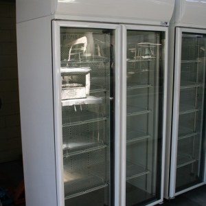 Orford 2 Door Glass Chillers