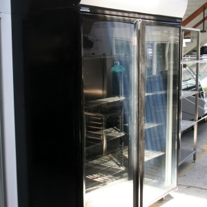 Orford 2 Door Upright Chiller