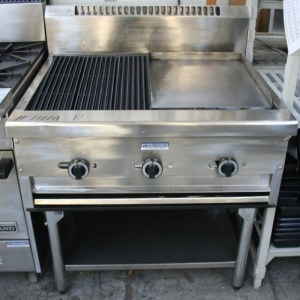 Waldorf 900 Chargrill