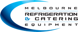 Melbourne Refrigeration & Catering Equipment Logo