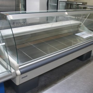 Arneg Curved Glass Deli Display
