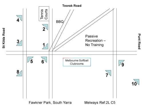small resolution of fawkner park diamond layout