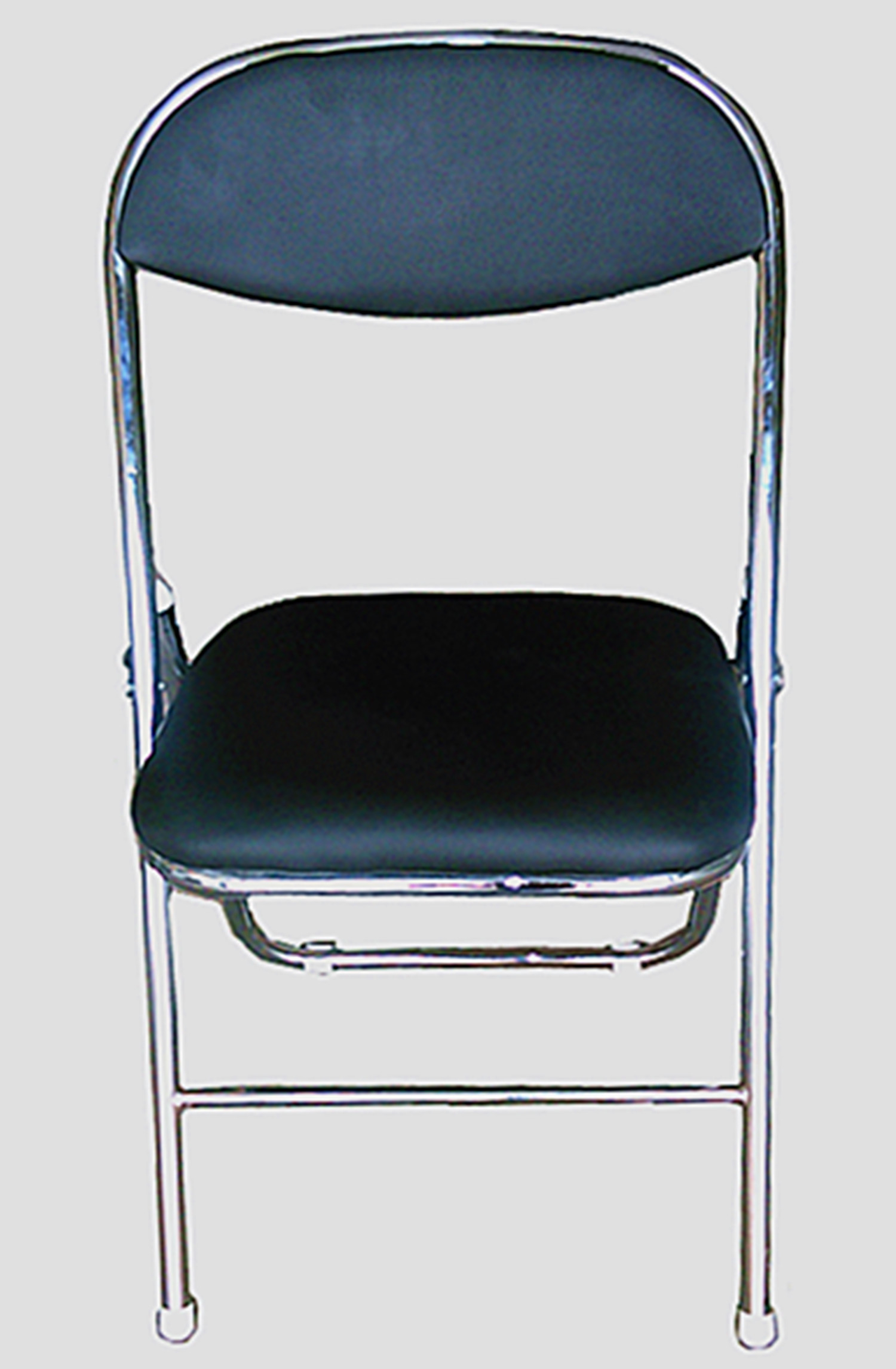 black padded folding chairs mechanic creeper chair chrome framed melbourne table