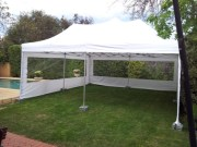 6m x 6m marquee party hire