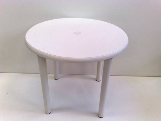 90cm Plastic Table