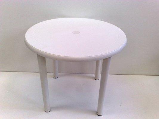 90cm Plastic Table