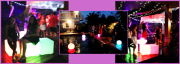 LED Party hire