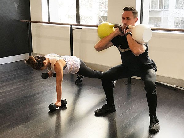 personal training workplace classes