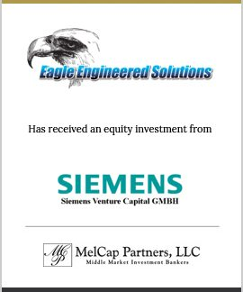 Transactions  MelCap Partners Cleveland OH Investment Bank
