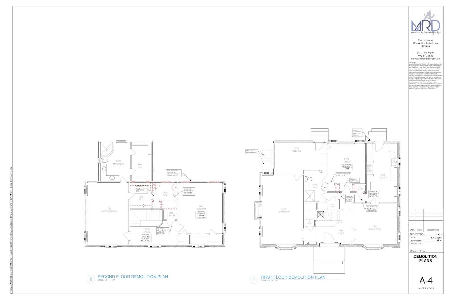 Renovation and Addition Design Process