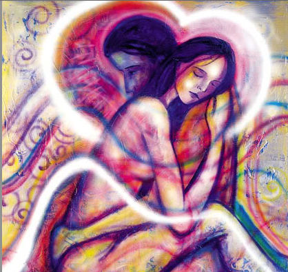 Twin Lovers Tantra heart crp1