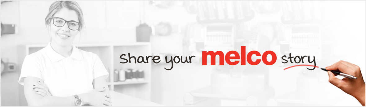 Share Your Melco Story header