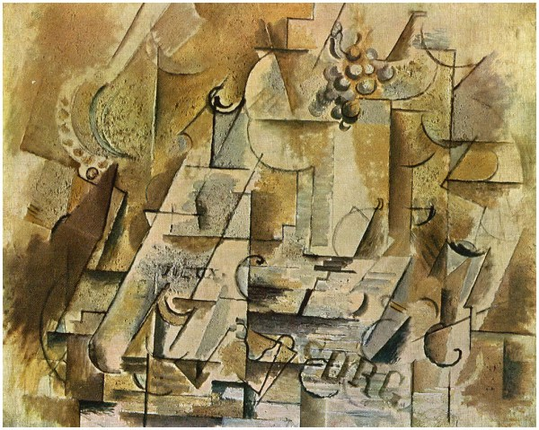 Creators Of Cubism Braque And Picasso Mannaz Art