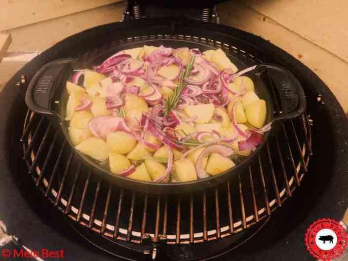 Gebakken aardappels