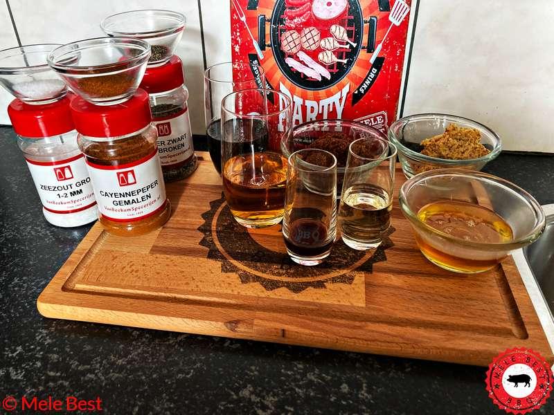 Whisky saus