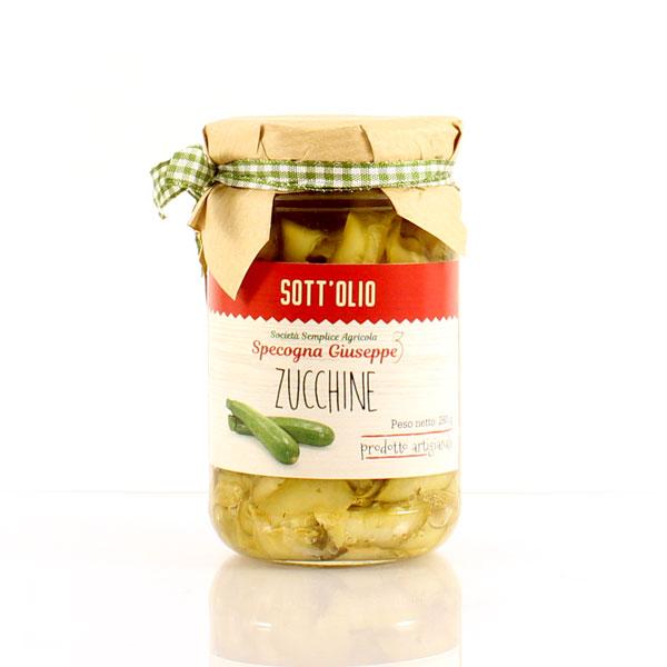 Zucchine Sott'Olio Specogna