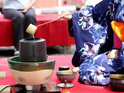みなさんは知っていますか?〜日本三大茶会〜