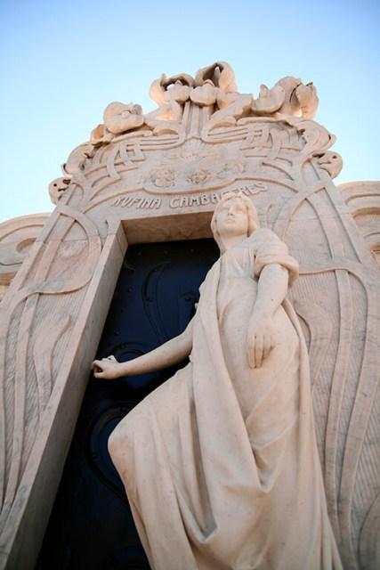 O que ver e fazer em Buenos Aires Cemitério da Recoleta