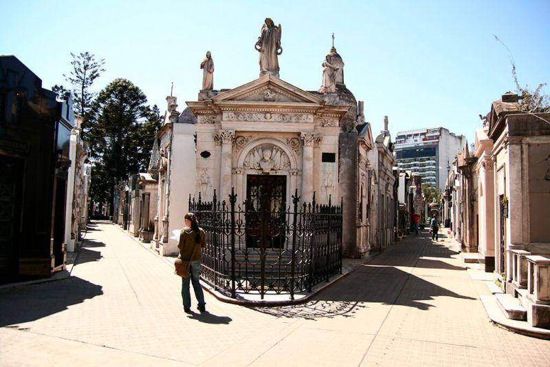 Principais atrativos de Buenos Aires - Cemitério da Recoleta