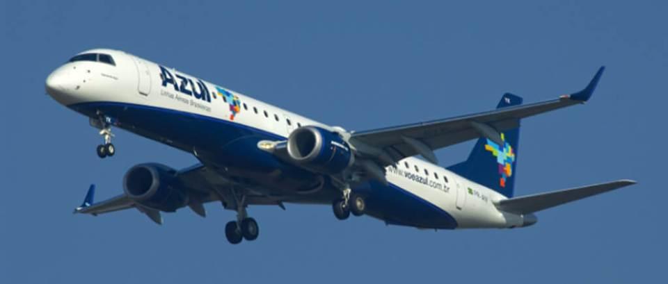 O incidente e o avião remendado