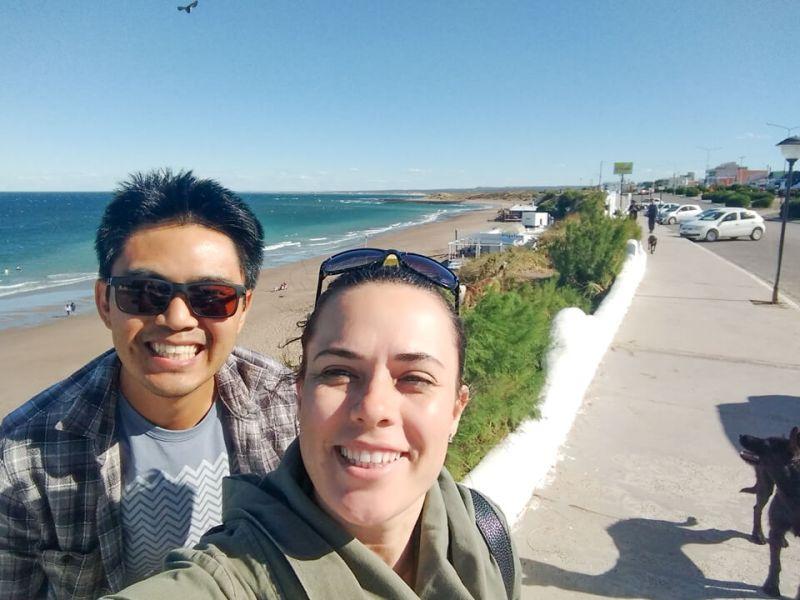 De Bahía Blanca a Puerto Madryn