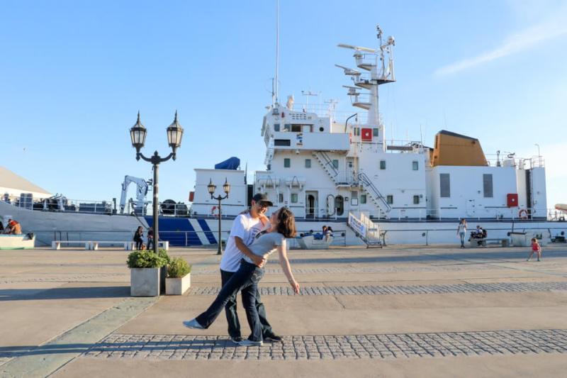 Porto de Bahía Blanca