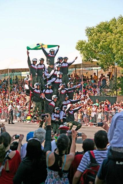 Quanto custa assistir o desfile de 7 de setembro em Brasilia