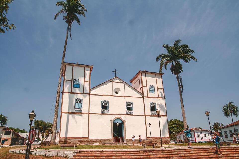 Principais pontos turísticos de Pirinópolis