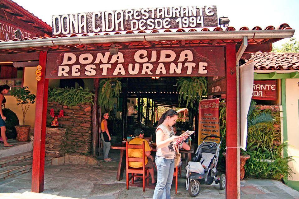 Onde comer em Pirinópolis