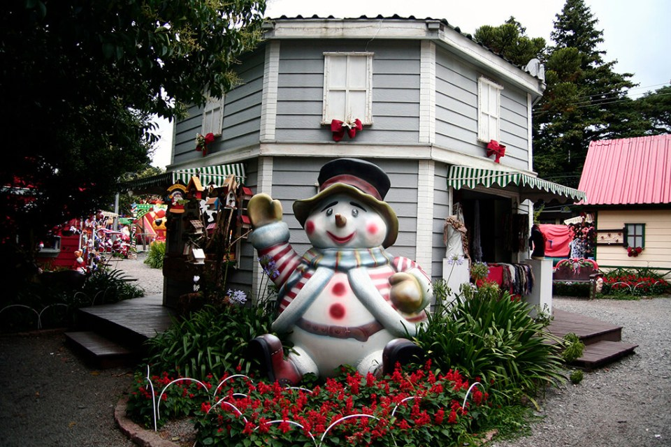 Atrações de Natal em Gramado
