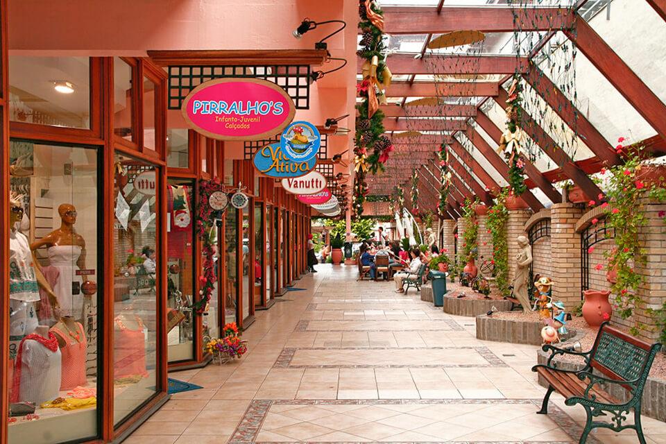 Onde fazer compras em Gramado