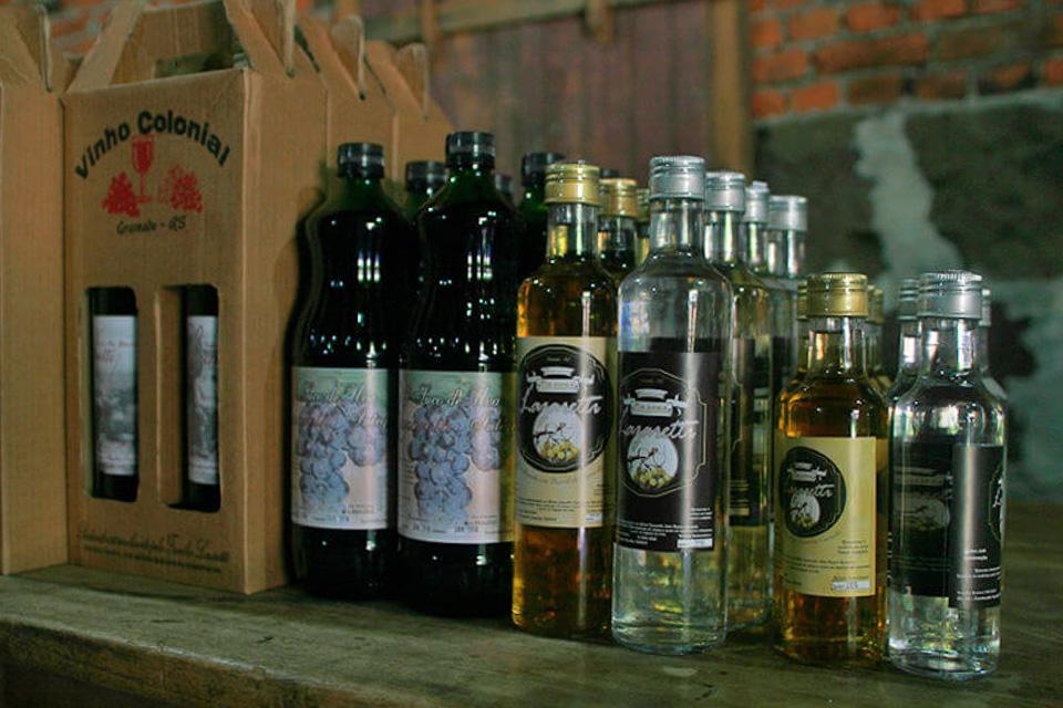 Tour o Quatrilho, um roteiro de agroturismo na Serra Gaúcha produtos coloniais
